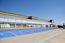 Budynek centrum e-commerce Amazon w Kołbaskowie  /fot.: mab /
