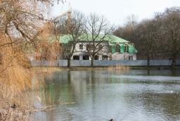 Grand Park Rusałka powstaje na fundamentach znanej w przedwojennym Szczecinie restauracji Haus am Westendsee, nad jeziorem Rusałka  /fot.: ak /