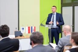 Rafał Malujda (Kancelaria Prawno-Patentowa Rafała Malujdy)  /fot.: mab /