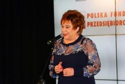 Barbara Bartkowiak (Polska Fundacja Przesiębiorczości)  /fot.: ABES /