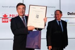 Stanisław August (Autocomp Management), Włodzimierz Abkowicz  /fot.: Świat Biznesu /