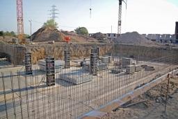 Budowa biurowca Cukrowa Office ruszyła na początku września  /fot.: mat. inwestora /