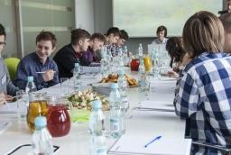 Warsztaty Deloitte Młodzież w biznesie 22 marca  /fot.: ak /