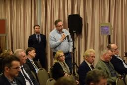 Po spotkaniu uczestnicy dyskutowali  /fot.: mab /