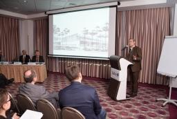 Dr Peter Schneider z Uniwersytetu Technicznego w Cottbus  /fot.: mab /