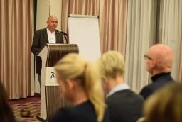 Andreas Keller prowadzi firmę w Schwedt. Zabiega także o polskich klientów  /fot.: mab /
