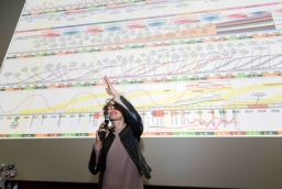 Natalia Hatalska podczas konferencji Innowacje – Inspiracje – Interakcje  /fot.: Robert Stachnik /