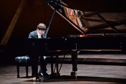 Wybitny pianista Seong-Jin Cho wystąpił przed szczecińską publicznością 19 kwietnia  /fot.: mat. prasowe /