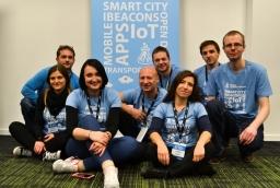 Organizatorzy Startup Weekend Szczecin 2016  /fot.: mat. prasowe /
