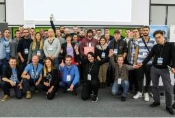 Uczestnicy trzeciej edycji Startup Weekend Szczecin  /fot.: mat. prasowe /