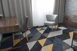 Trwa urządzanie pokoi hotelu Vulcan  /fot.: ak /
