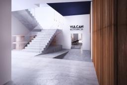 Hol hotelu Vulcan - wizualizacja  /fot.: mat. inwestora /
