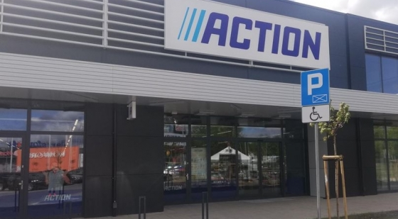 Pierwszy sklep sieci Action na Pomorzu Zachodnim działa w Parku Handlowym Mieszka