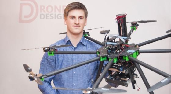 Start! Dron dla rolnika i automatyka