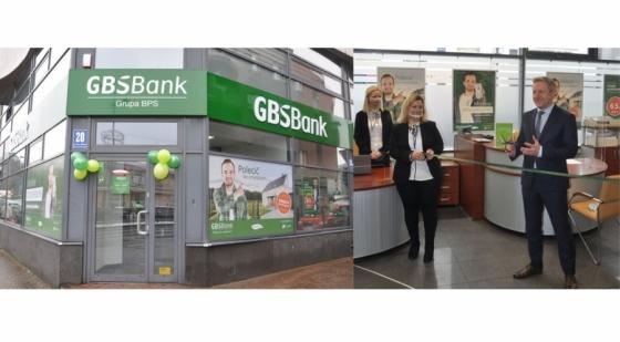 GSB Bank w nowej siedzibie w Stargardzie