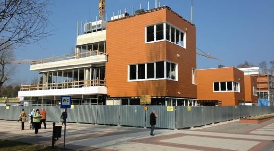 Dwie nowe galerie handlowe powstają w Świnoujściu