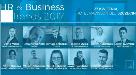 Najnowsze trendy w HR na Human Resources & Business Trends 2017