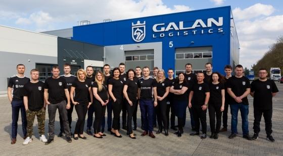 Galan Logistics: dojrzały biznes młodych właścicieli