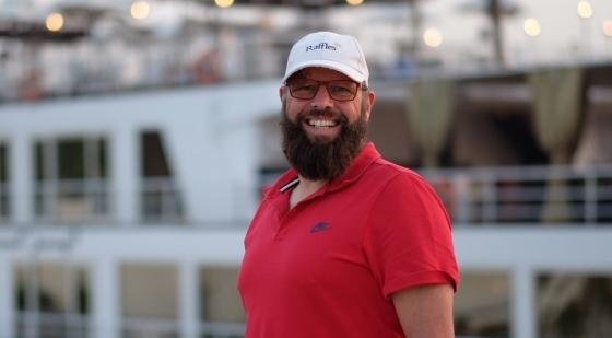 Jens-Christian Møller, współwłaściciel, CEO BIC Electric