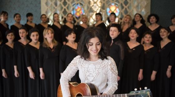 Katie Melua z zimowym repertuarem w Szczecinie [BILETY DLA CZYTELNIKÓW]
