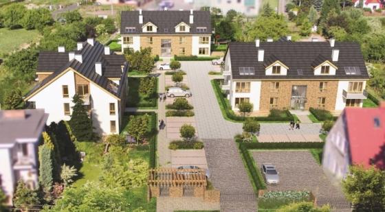 Więcej mieszkań na Krzekowie