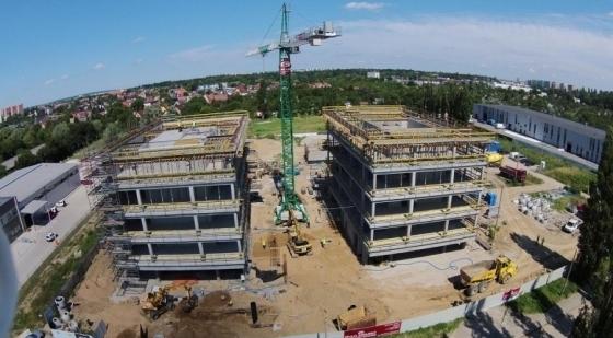 Danish company takes over the entire Szczecin Business Plaza