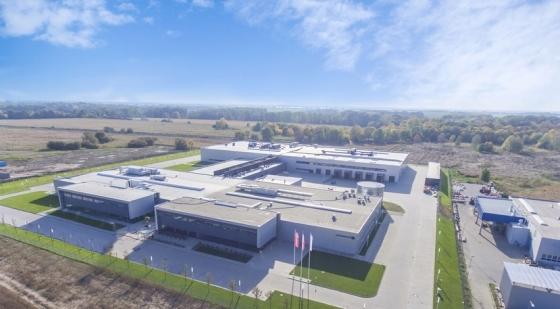 Radiometer otworzył fabrykę w Stargardzie. Pracuje w niej 600 osób.