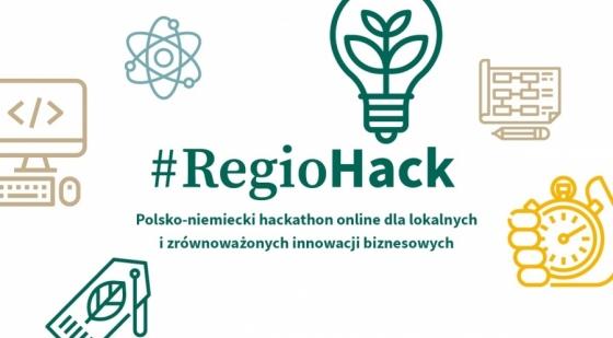 #RegioHack: Stwórzmy innowacje dla regionu