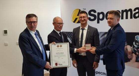 Zachodniopomorska firma z duńską nagrodą
