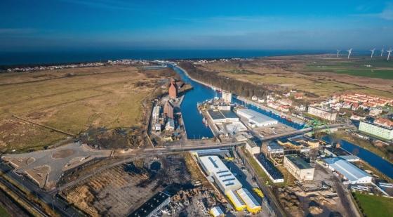 19 hektarów nad morzem dla biznesu