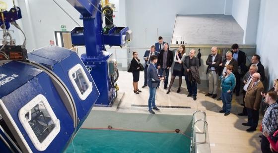 Polacy i Niemcy o morskich szkoleniach