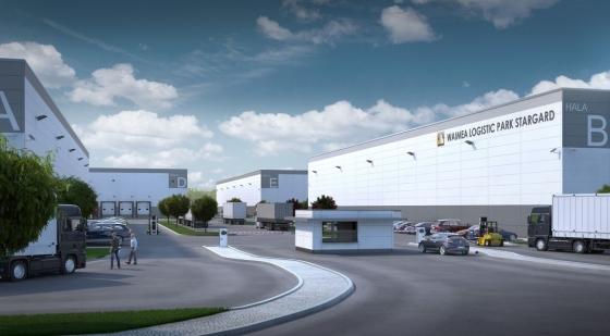 Rozpoczęła się budowa potężnego centrum logistycznego w Stargardzie