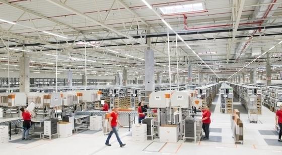 Tysiąc pracowników w Zalando