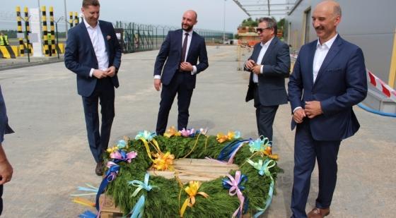 Na przełomie października i listopada oddany zostanie terminal cargo na lotnisku w Goleniowie