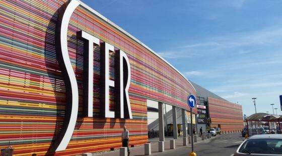 CH Ster: kino, 15 nowych lokali gastronomicznych i 100 sklepów do 2019 roku