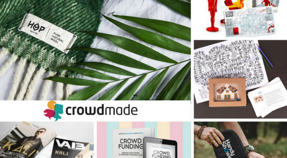 First Polish e-store with crowdfunding products