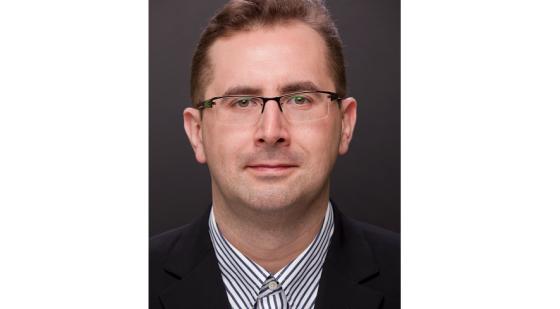 Maciej Borowy, dyrektor handlowy Butterfly