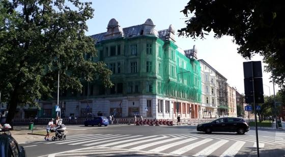 Śląska Grupa Inwestycyjna kupiła budynek przy po hotelu Piast w Szczecinie.
