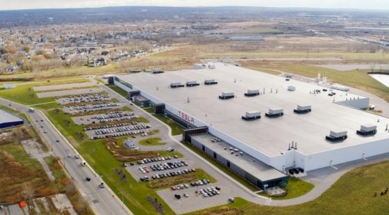 Ogromna fabryka Tesli powstanie 160 km od Szczecina