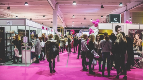 Targi Beauty Trends to stoiska wystawców, prezentacje, pokazy i szkolenia. /fot.: mat. organizatora /