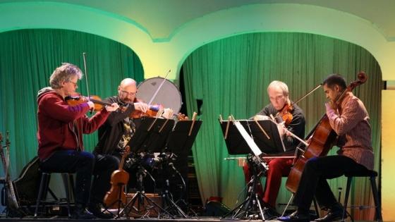 Kronos Quartet in Szczecin