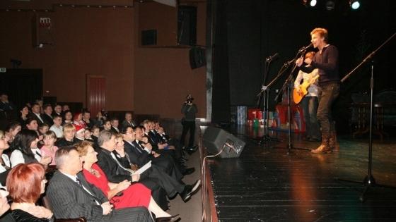 Piotr Kupicha przed szczecińską publicznością
