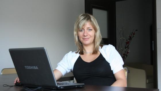 Joanna Maciejewska (fot. ŁP)