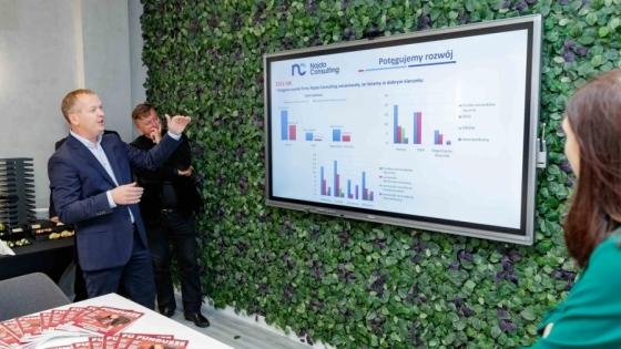 Najda Consulting skutecznie pomaga firmom w ubieganiu się o fundusze na innowacyjne projekty.  Na zdjęciu: Andrzej Najda, właściciel Najda Consulting