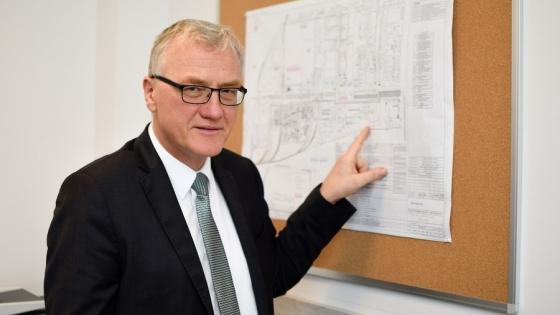 Andrzej Niewiński, prezes zarządu PDH Polska SA