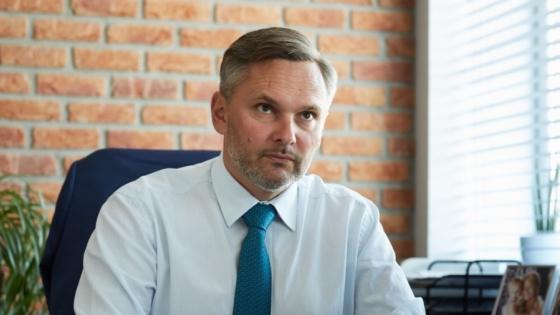 Arkadiusz Wójcik, prezes i współwłaściciel Unibaltic Sp. z o.o. /fot.: Unibaltic /