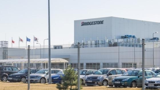 Fabryka Bridgestone w Stargardzie /fot.: mab/archiwum /