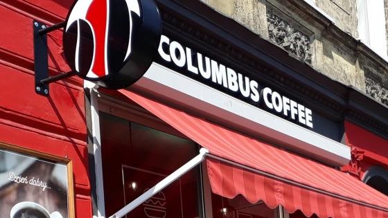 Kawiarnia Columbus Coffee /fot.: SG /