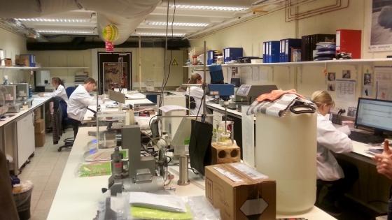 Inicjatywa CORNET umożliwia wymianę doświadczeń biznesu i nauki /fot.: mat. Klastra Zielona Chemia /