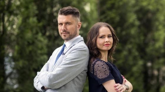 Partnerzy merytoryczni studiów: Tomasz i Anna Grygorcewicz, DCC Grygorcewicz Development Consulting Coaching